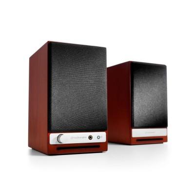 Audioengine HD3 Wireless Speakers Cherry