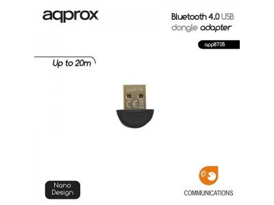 Approx APPBT05 Bluetooth 4.0 USB adapter