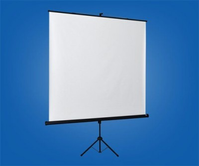 Bydium Matt White Tripod 200x200 cm Format 1:1