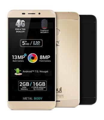 Allview X4 Soul Mini 16GB DualSIM Black