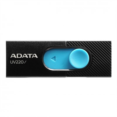 A-Data 16GB Flash Drive UV220 Black/Blue