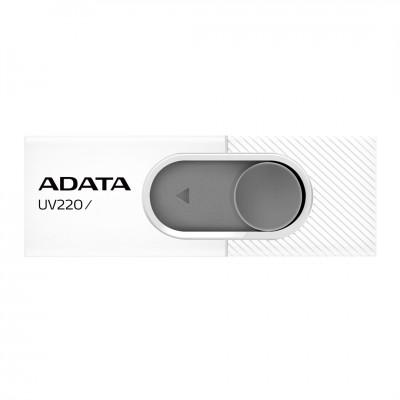 A-Data 16GB Flash Drive UV220 White/Grey