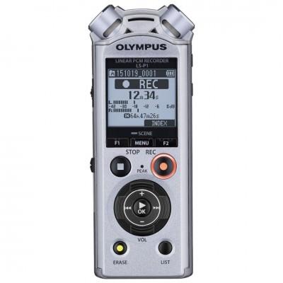 Olympus LS-P1 Linear PCM hangrögzítő