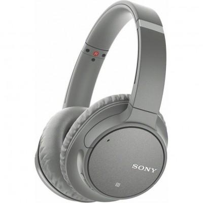 Sony WHCH700NH Bluetooth Headset Grey