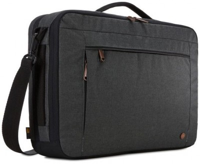 "Case Logic Era 15,6"" Hybrid Briefcase Black"