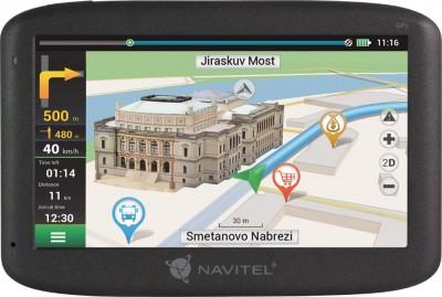 Navitel E500 Navitel Navigator Teljes Európa Térképpel