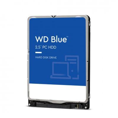 """Western Digital 2TB 5400rpm SATA-600 2,5"""" 128MB 7mm Blue WD20SPZX"""
