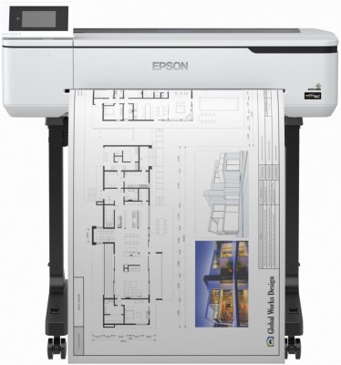 Epson SureColor SC-T3100 wireless tintasugaras nyomtató