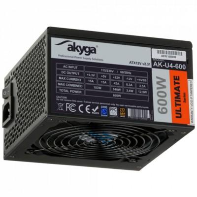 Akyga 600W 80+ Bronze