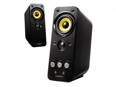 Creative GigaWorks T20 Series II 2.0 hangszóró Black