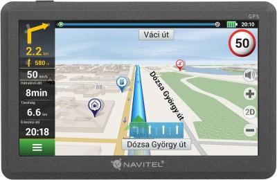 Navitel E200 Navitel Navigator Európa Térképpel