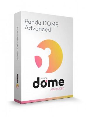 Panda Dome Advanced HUN 3 Eszköz 1 év online vírusirtó szoftver