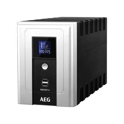 AEG UPS Protect A. 500VA/300W LCD