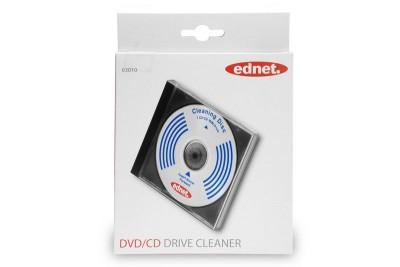 Ednet CD/DVD/Blu-ray Driver Cleaner