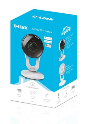 D-Link DCS‑8300LH Full HD Wi‑Fi Camera
