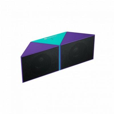 Canyon CNS-CBTSP4GBL Bluetooth Speaker Violet/Mint
