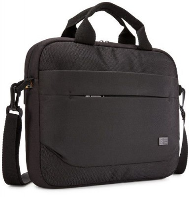 "Case Logic ADVA-111 Advantage 11.6"" Attaché notebook case Black"