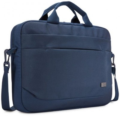 "Case Logic ADVA-114 Advantage 14"" Attaché notebook case Dark Blue"