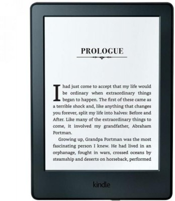 "Amazon Kindle 6"" All-new Kindle 10th Generation (2019) Wi-Fi Black Reklámos verzió"