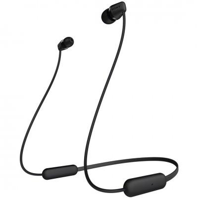 Sony WIC200B Bluetooth Headset Black