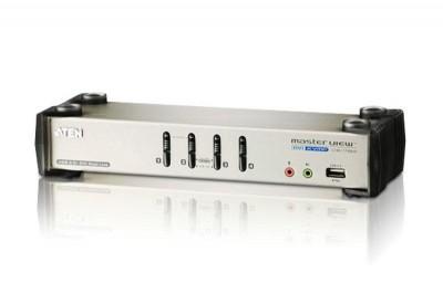 ATEN CS1784 4-Port USB 2.0 DVI KVMP Switch
