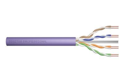 Digitus CAT6 U-UTP Installation cable 305m Purple