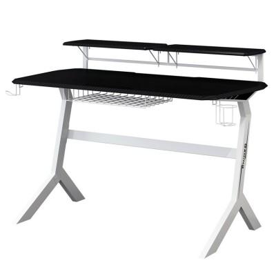 Trust LC-GD-1W Gaming Desk Black/White