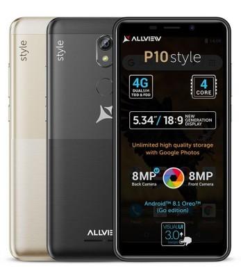 Allview P10 Style 8GB DualSIM Black