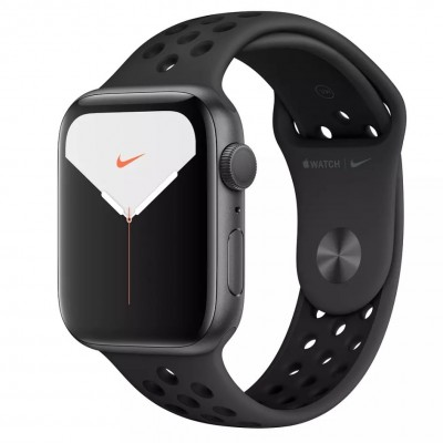 Apple Watch Series 5 Nike+ GPS 44mm Space Gray Aluminum Case with Anthracite/Black Nike Sport Band