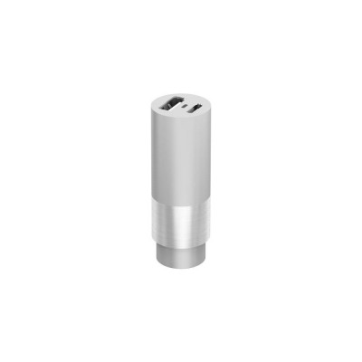 Allocacoc CarCharger USB-C Silver