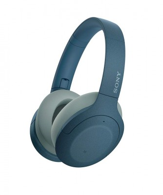 Sony WHH910NL Hear On 3 Wireless Noise Cancelling Headset Blue