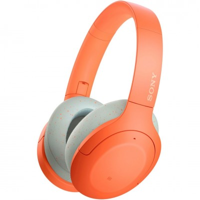 Sony WHH910ND Hear On 3 Wireless Noise Cancelling Headset Orange