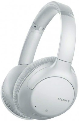 Sony WHCH710NW Bluetooth Headset White