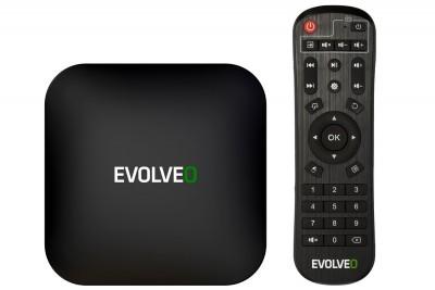 Evolveo Box C4 8K Ultra HD MultiMedia center