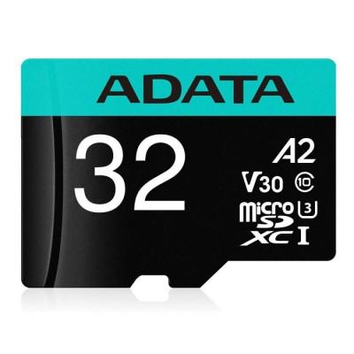 A-Data 32GB microSDXC Premier Pro Class 10 UHS-I U3 A2 V30