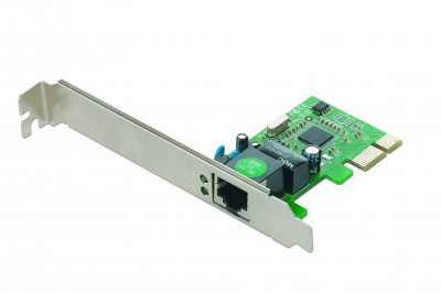 Gembird NIC-GX1 Gigabit Ethernet PCI-Express card