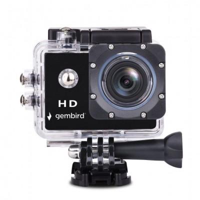 Gembird ACAM-04 HD action camera with Waterproof Case