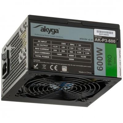 Akyga AK-P3-600 600W