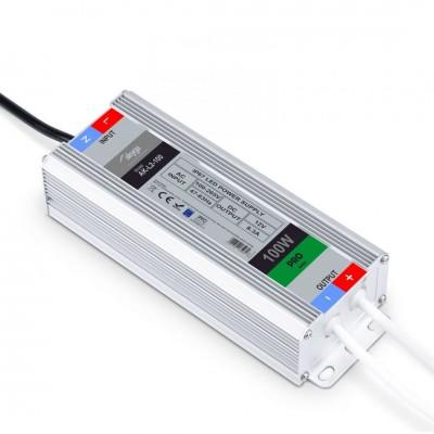 Akyga AK-L2-100 Hermetic LED IP67 power supply 12V/100W