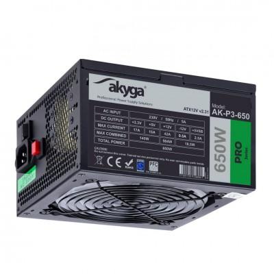 Akyga AK-P3-650 650W RGB