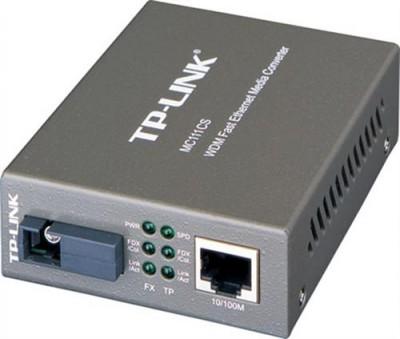 TP-Link MC111CS single-mode 100M fiber converter