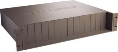 """TP-Link MC1400 14-slot-os média konverter 19"""" rack ház"""