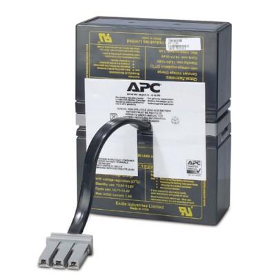APC Akkumulátor BackUps RBC32