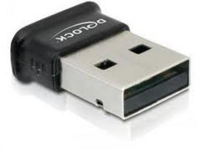 DeLock Micro V4.0 Dual Bluetooth USB Adapter