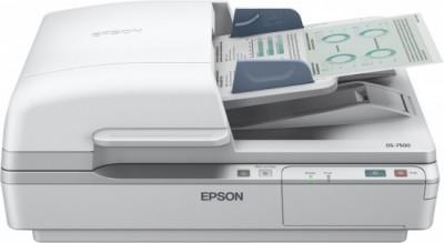 Epson WorkForce DS-6500N Síkágyas és Lapadagolós Szkenner White