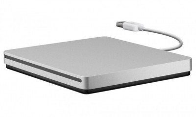 Apple USB SuperDrive DVD-Writer Silver BOX
