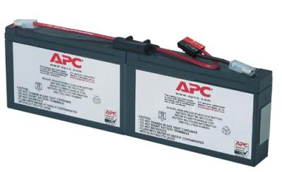 APC Akkumulátor BackUps RBC18 6V 9Ah