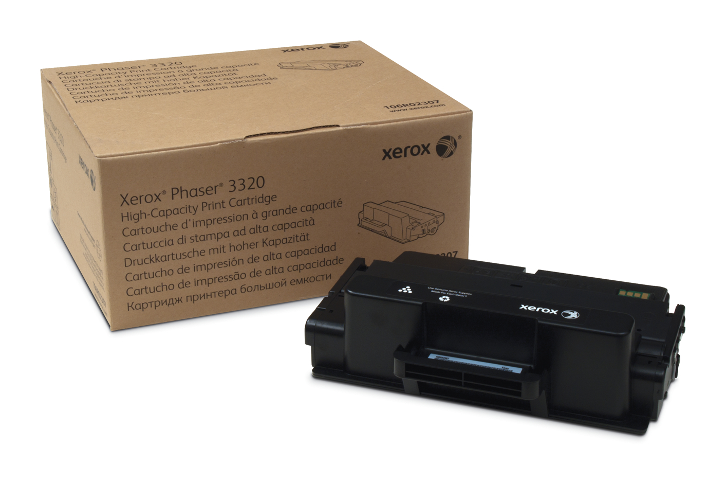 Xerox Phaser 3320 Black toner