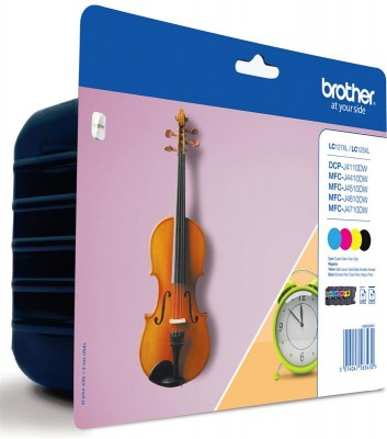Brother LC-127XLVALBP CMYK XL Pack
