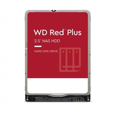 """Western Digital 1TB 5400rpm SATA-600 2,5"""" 16MB 9,5mm Red Plus WD10JFCX"""